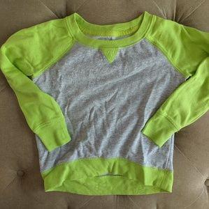 Girls GAP sweatshirt.